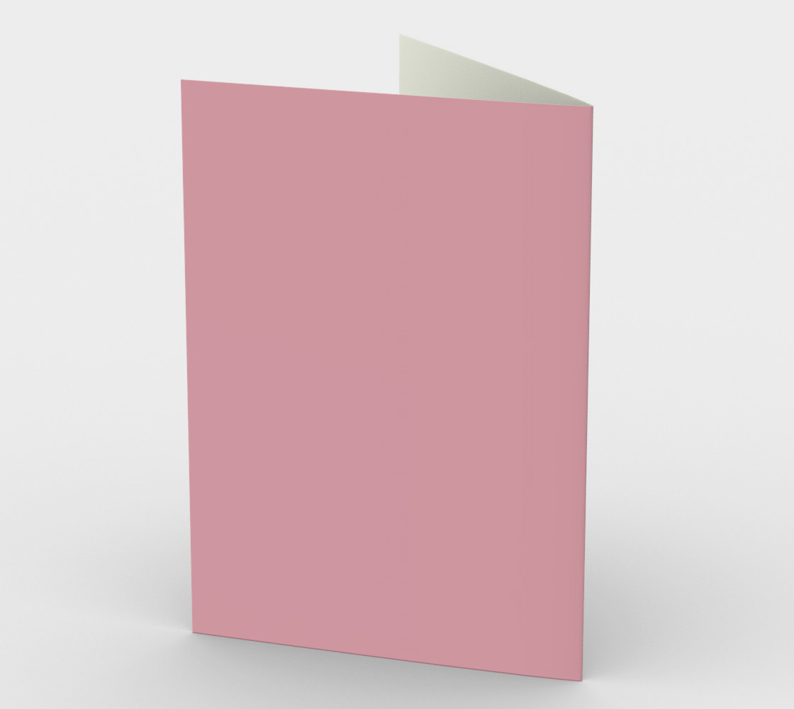 Pink Robinia Card preview #2