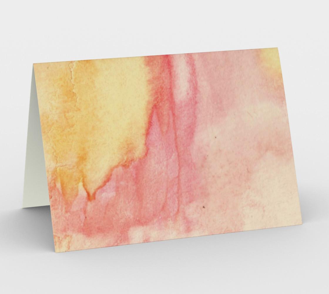Fluorescent Lava Card preview #1