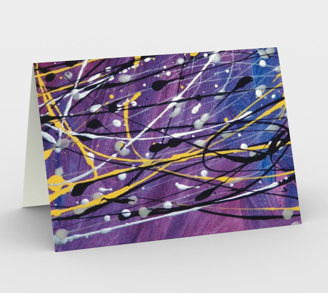 Galaxie Éclairante Card preview #1