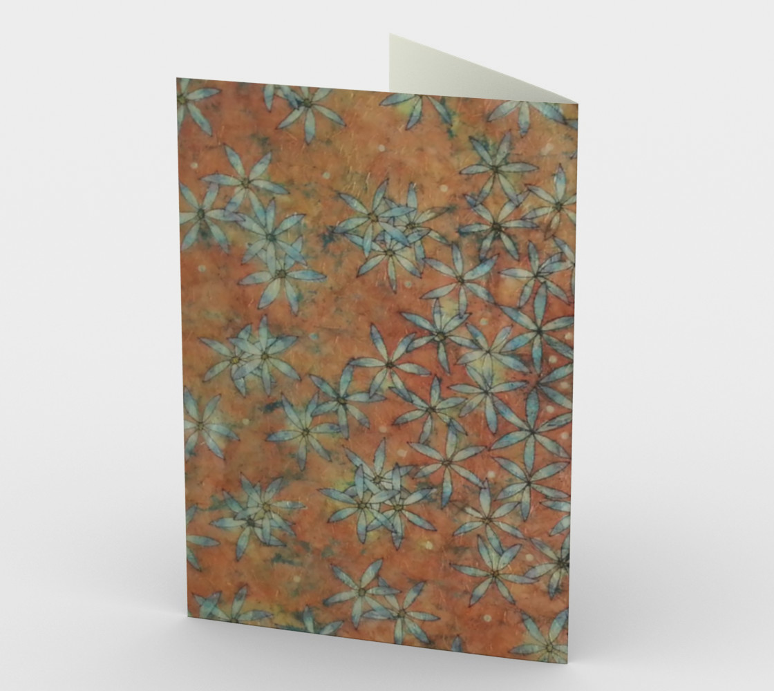 Taggart Spring Flower of Life Cards preview #2