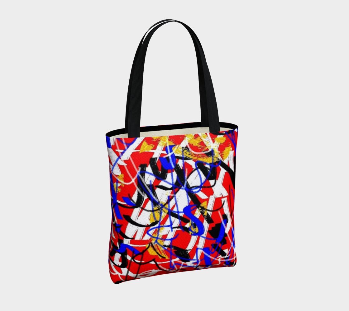 Abstract multicolor preview #4