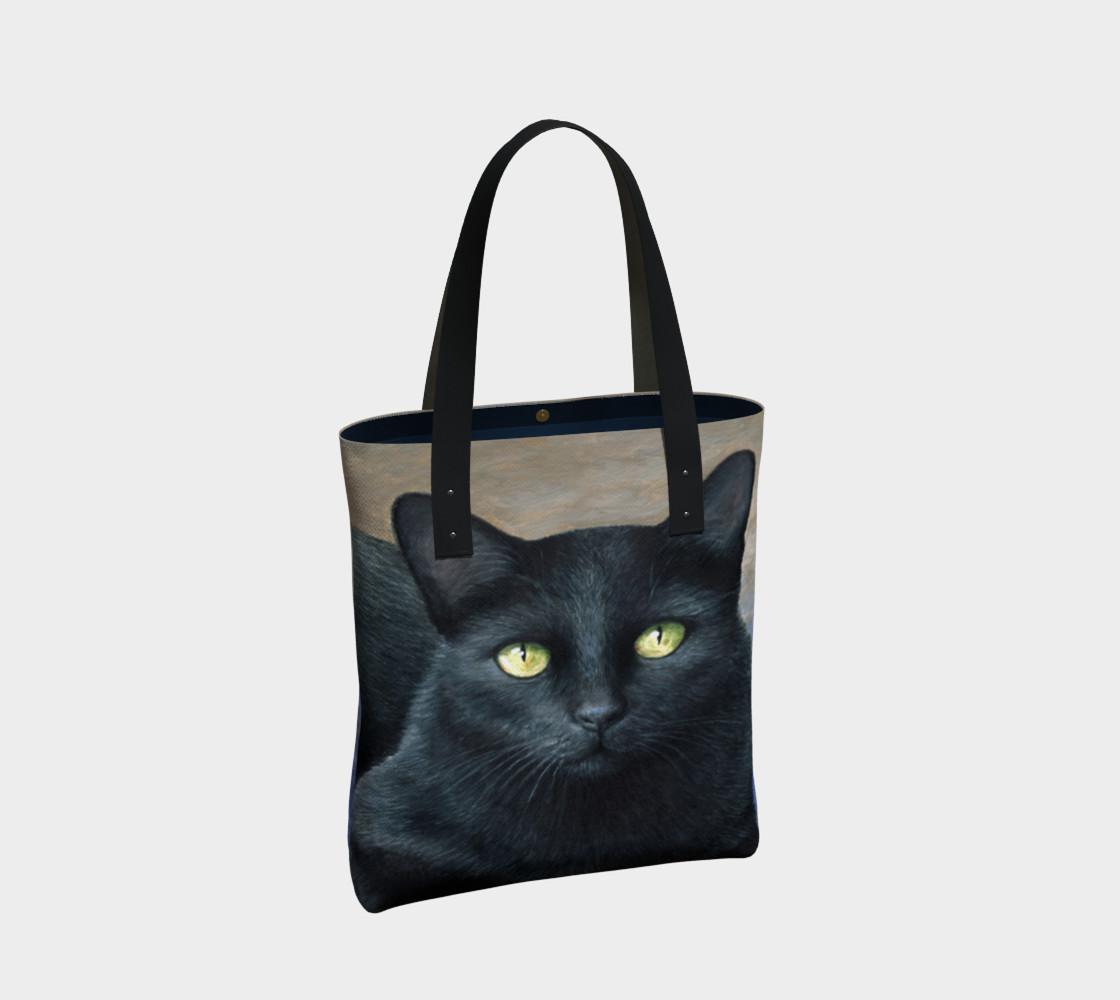 Cat 621 tote bag preview #2
