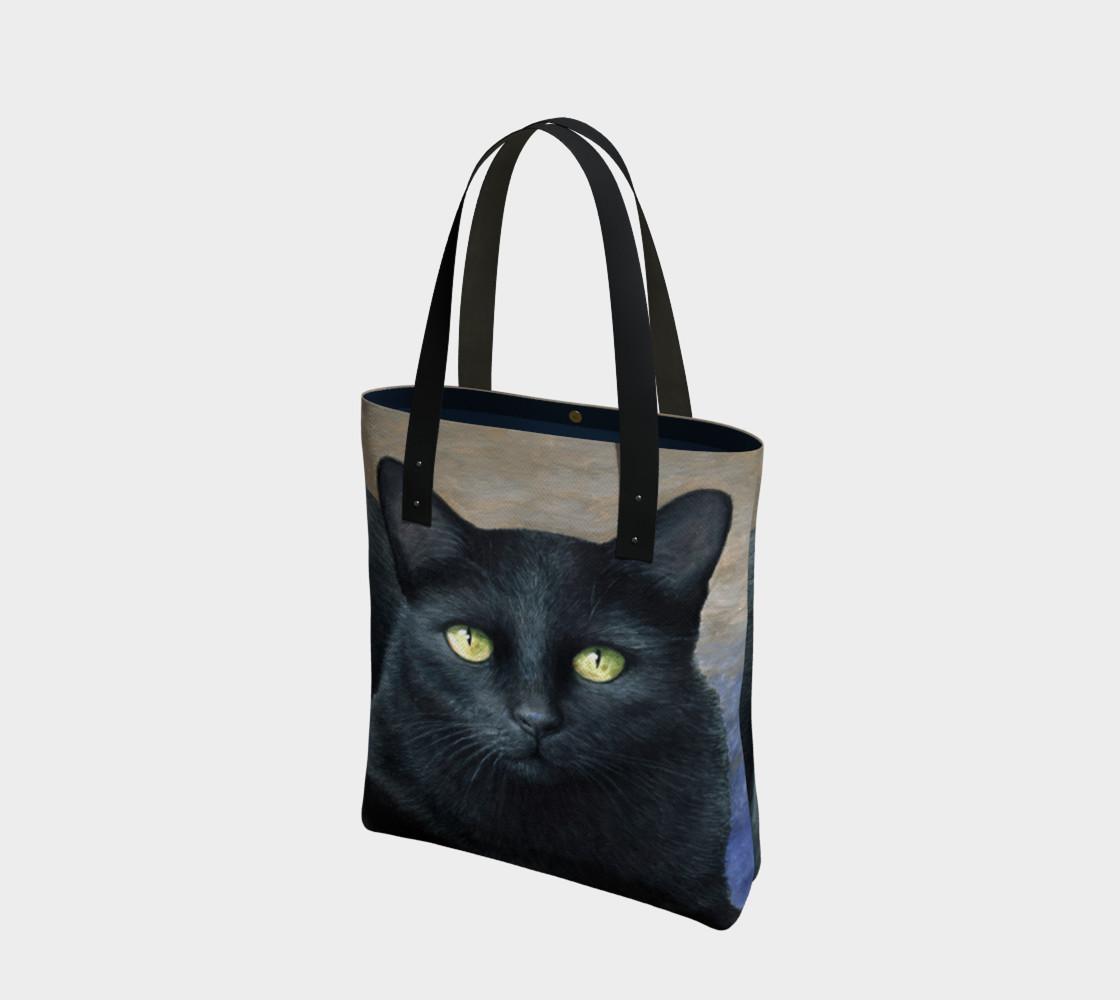 Cat 621 tote bag preview #1