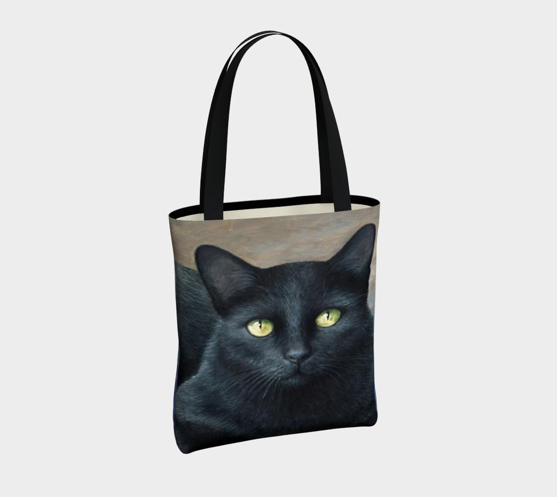 Cat 621 tote bag preview #4