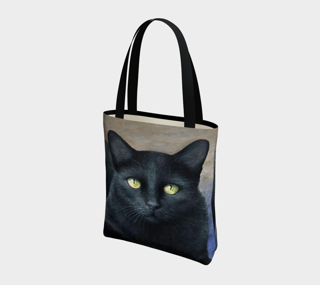 Cat 621 tote bag preview #3