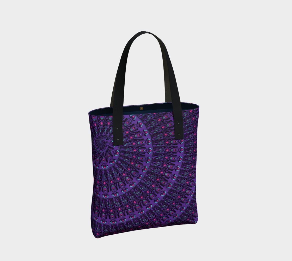 Nouveau Expansion Tote Bag thumbnail #3