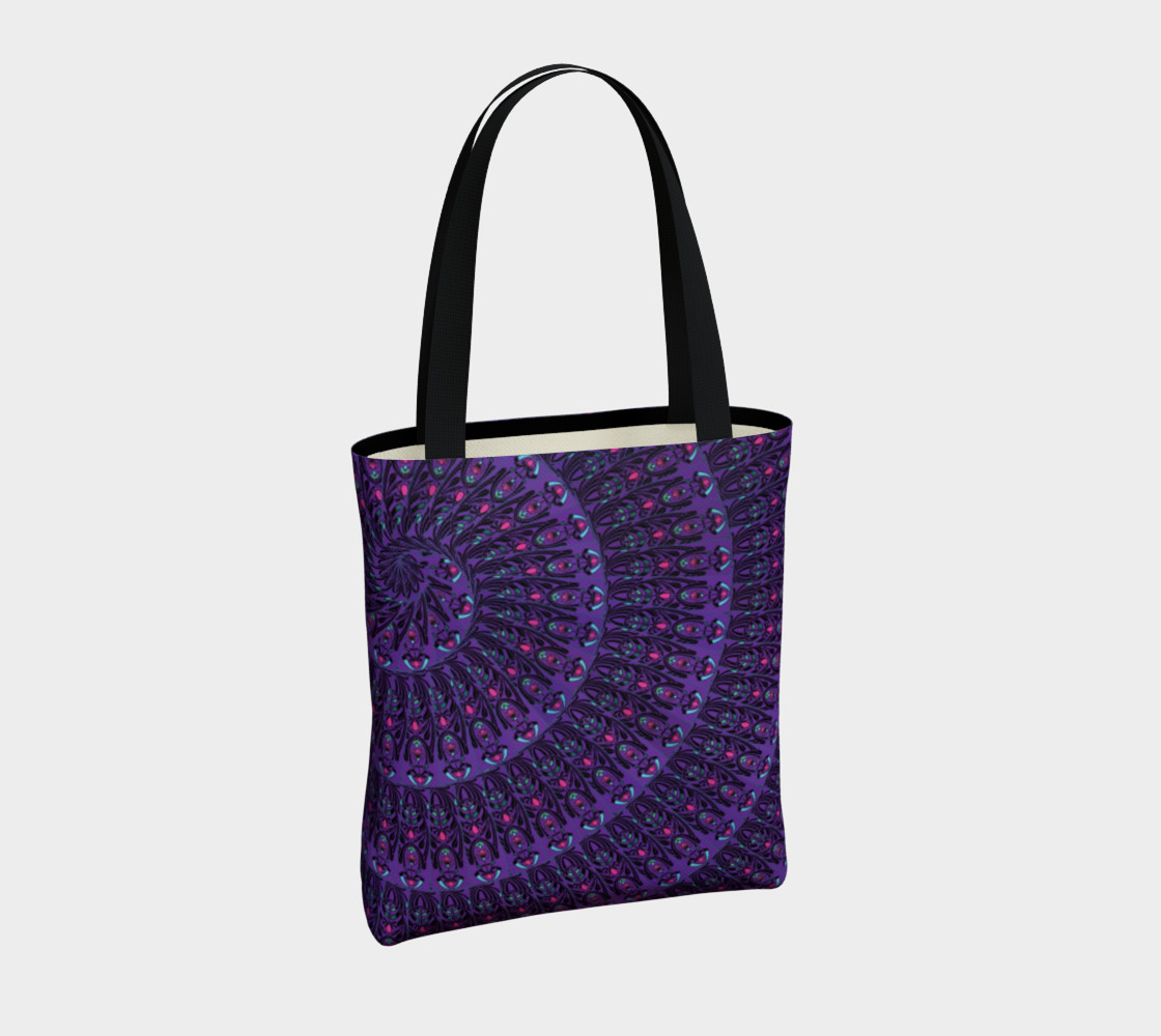 Nouveau Expansion Tote Bag preview #4