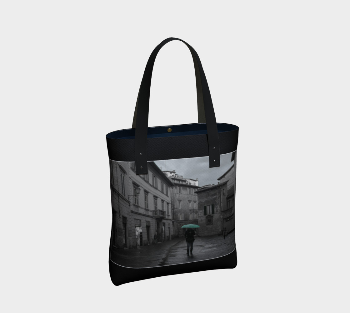 Utterly Italy Siena Umbrella Tote preview #2