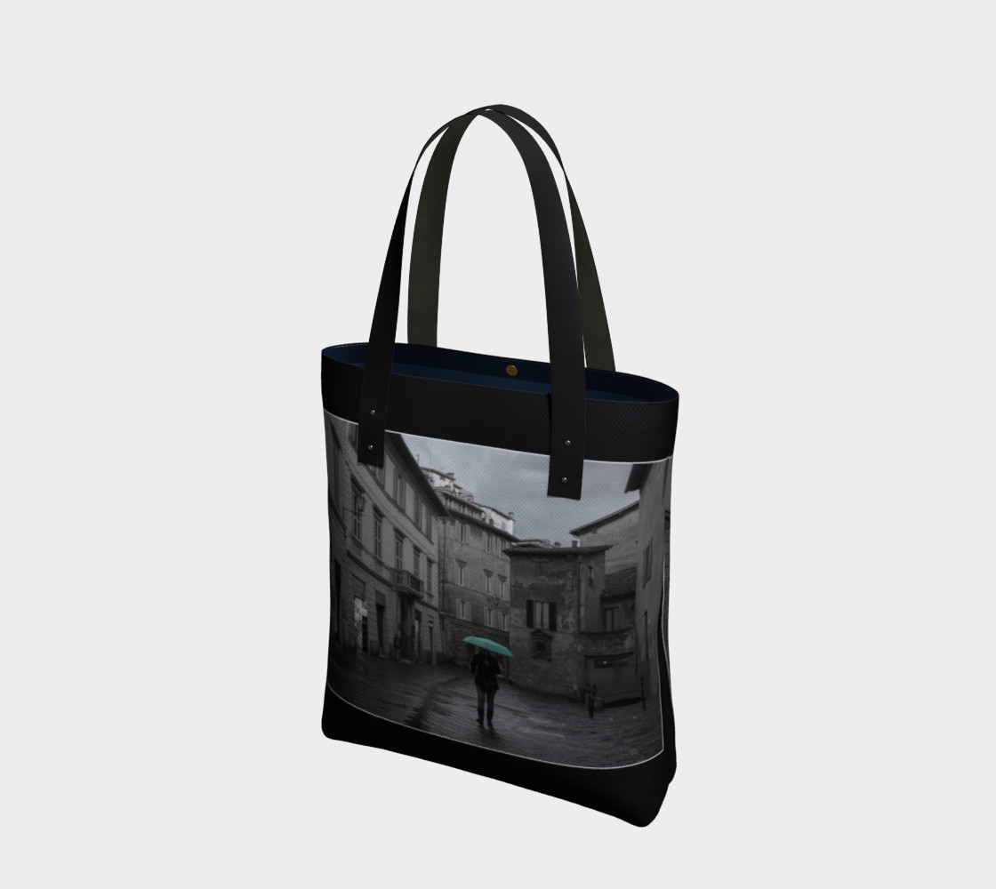 Utterly Italy Siena Umbrella Tote preview #1