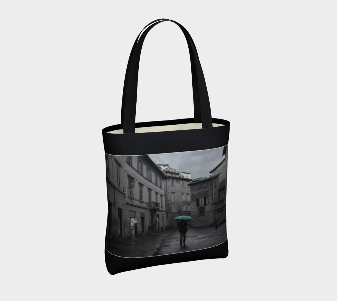 Utterly Italy Siena Umbrella Tote preview #4