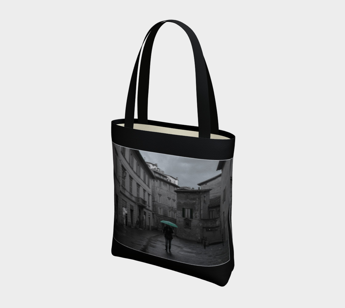 Utterly Italy Siena Umbrella Tote preview #3