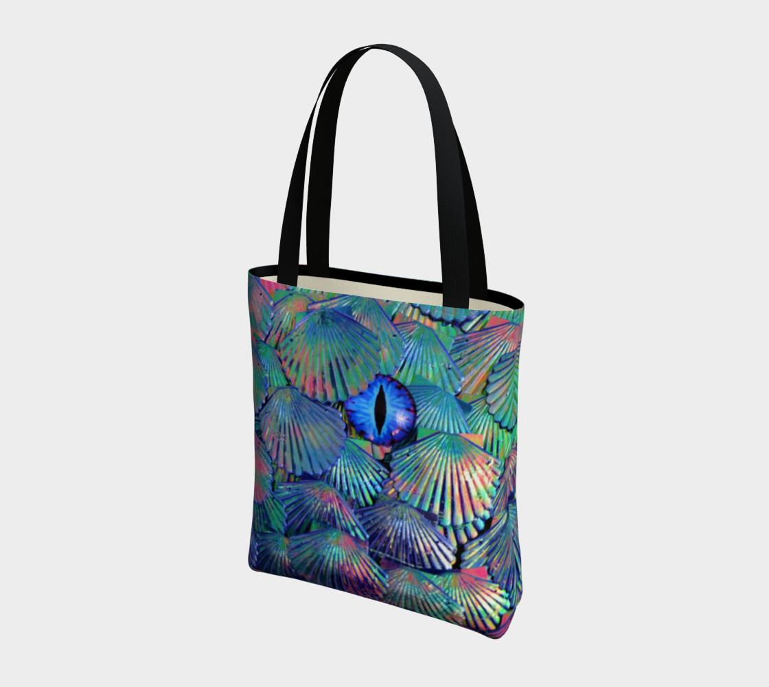 Opal Dragon Eye Tote preview #3