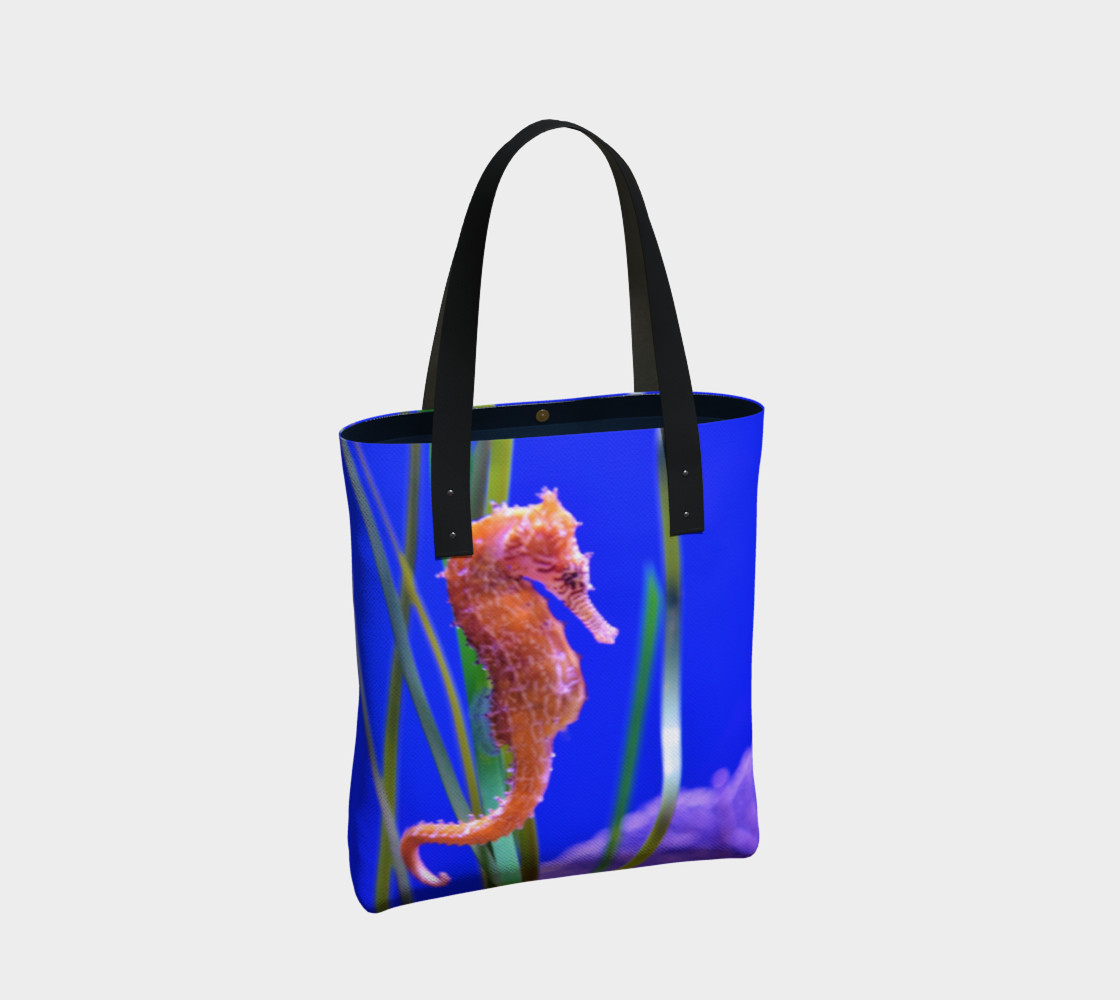 Seahorse Tote preview #2