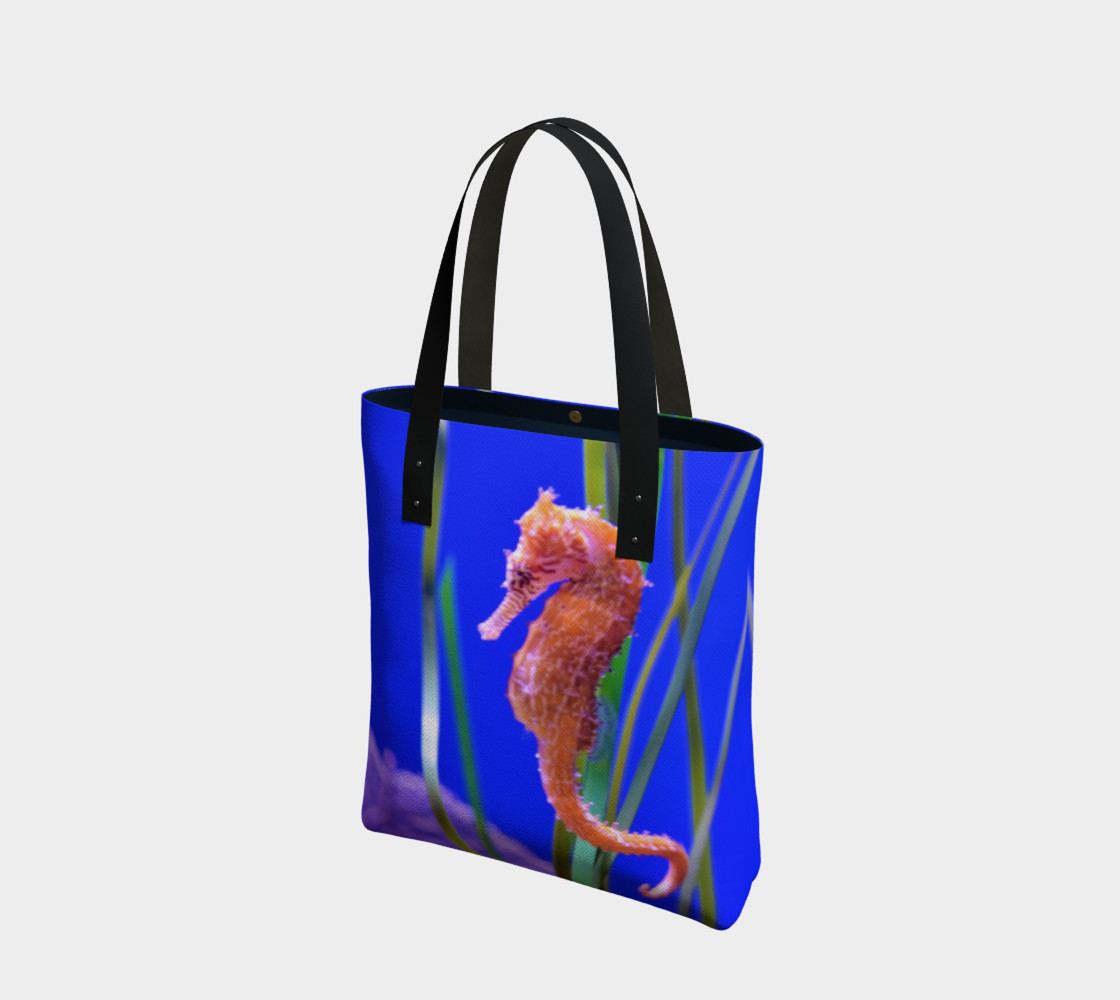 Seahorse Tote preview #1