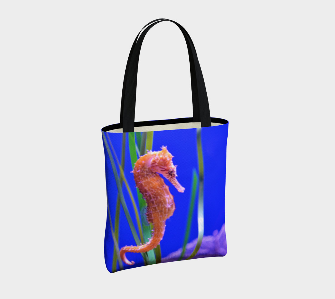Seahorse Tote preview #4