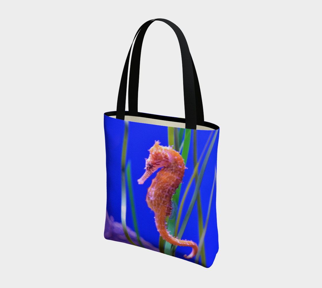 Seahorse Tote preview #3