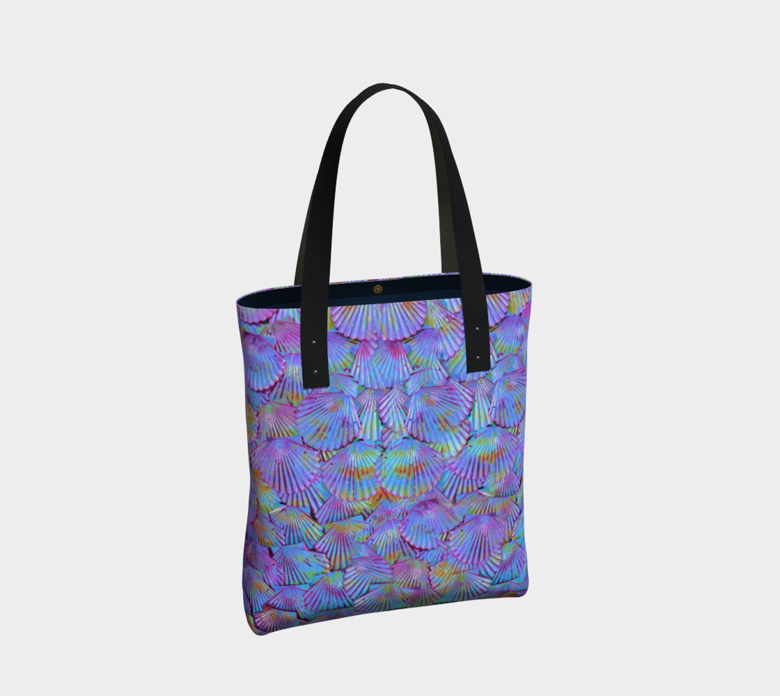 Lilac Scales Tote preview #2