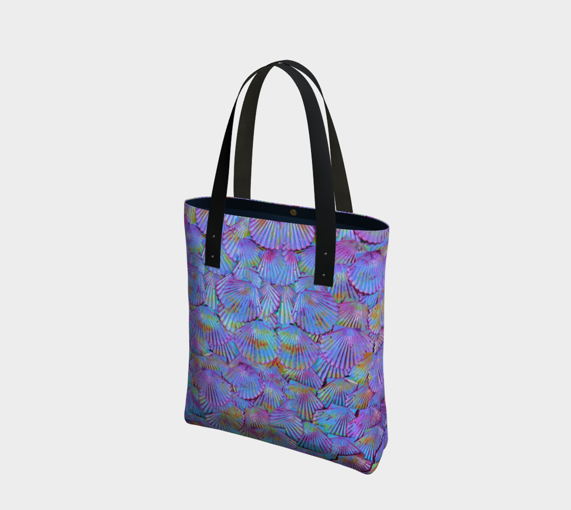 Lilac Scales Tote preview #1