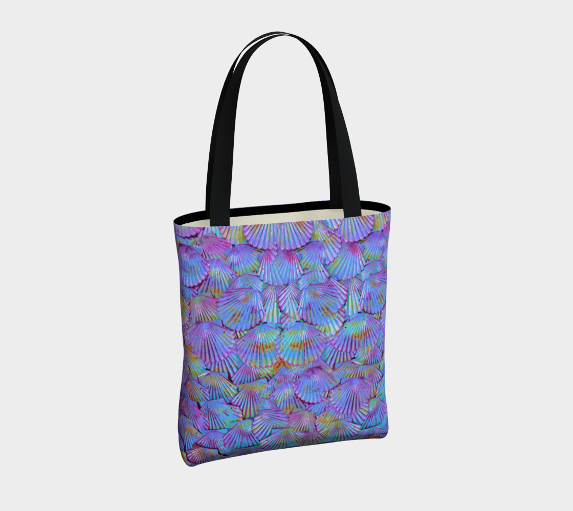 Lilac Scales Tote preview #4