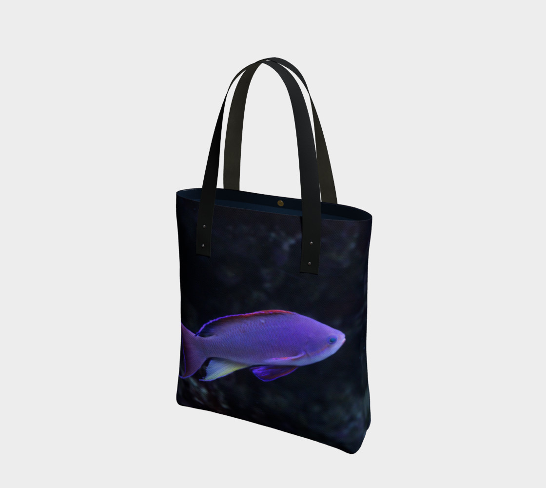 Purple Beauty Tote  preview #1