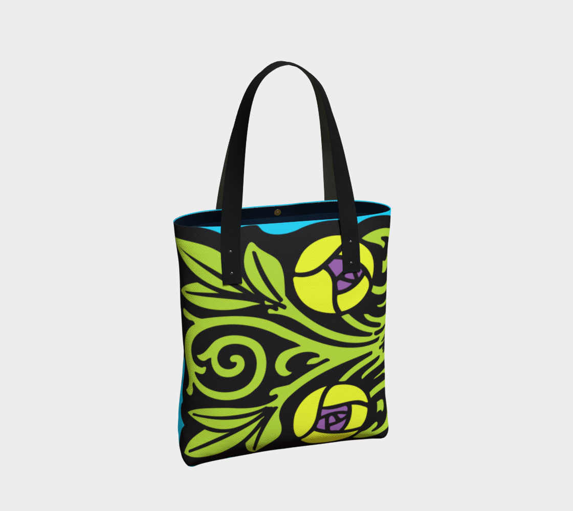 Bold and Beautiful Tote Bag preview #2