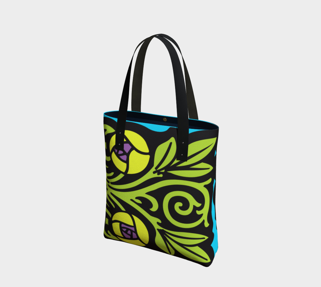 Bold and Beautiful Tote Bag preview #1