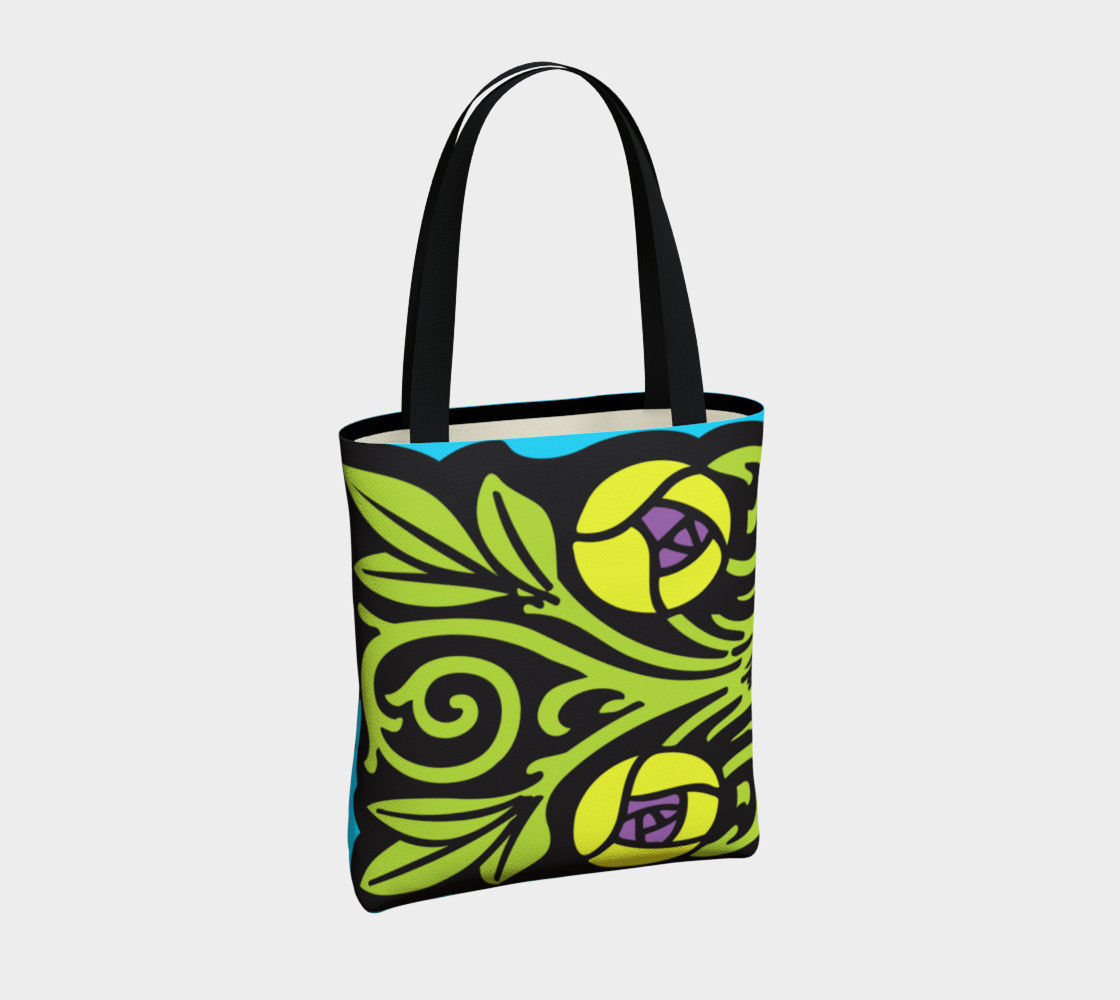 Bold and Beautiful Tote Bag preview #4