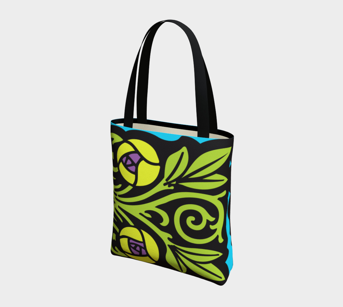 Bold and Beautiful Tote Bag preview #3