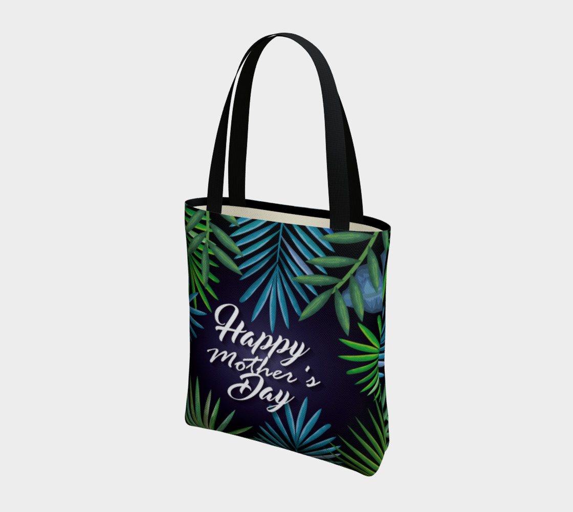 Aperçu de Happy Mother's Day Tote #3