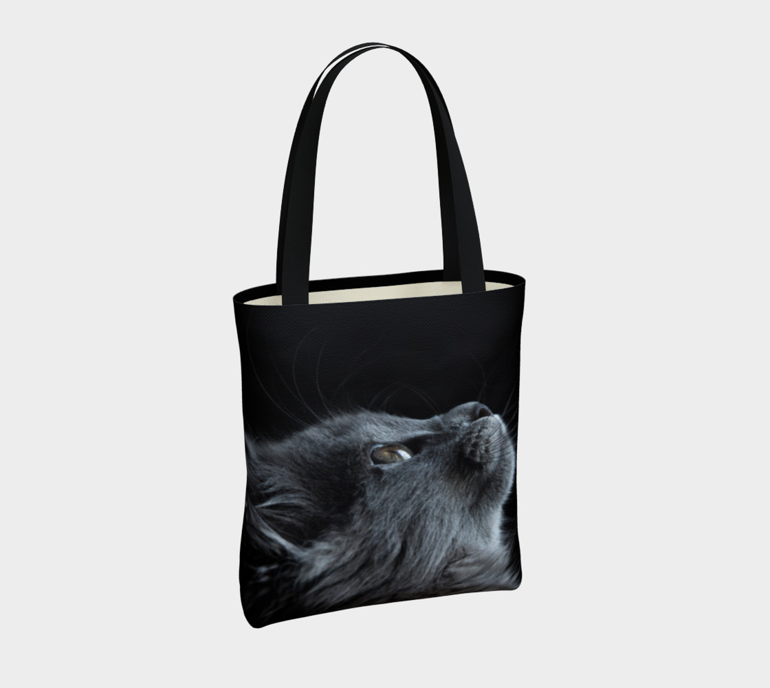 GABA Smoky Kitten Tote Bag preview #4