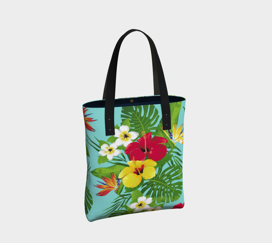 Tropical Exotic Floral preview #2