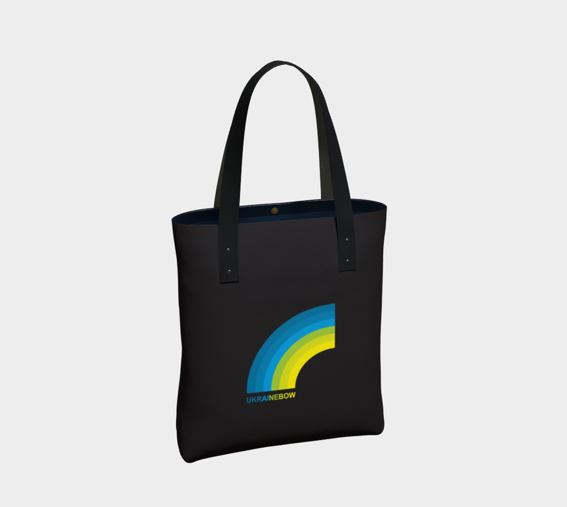 UKRAINEBOW TOTE preview #2