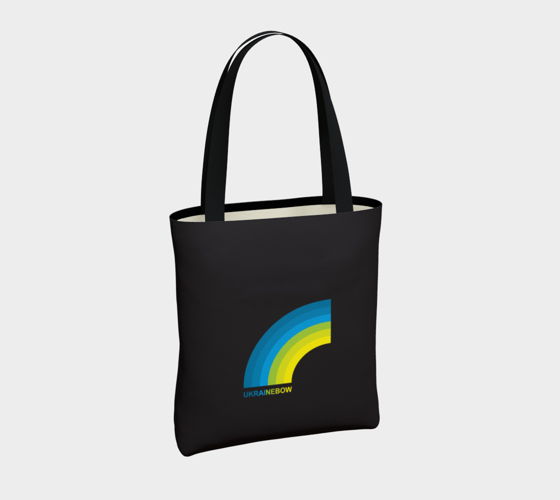 UKRAINEBOW TOTE preview #4