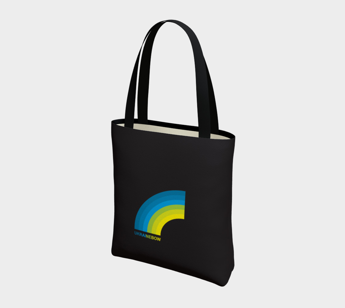 UKRAINEBOW TOTE preview #3