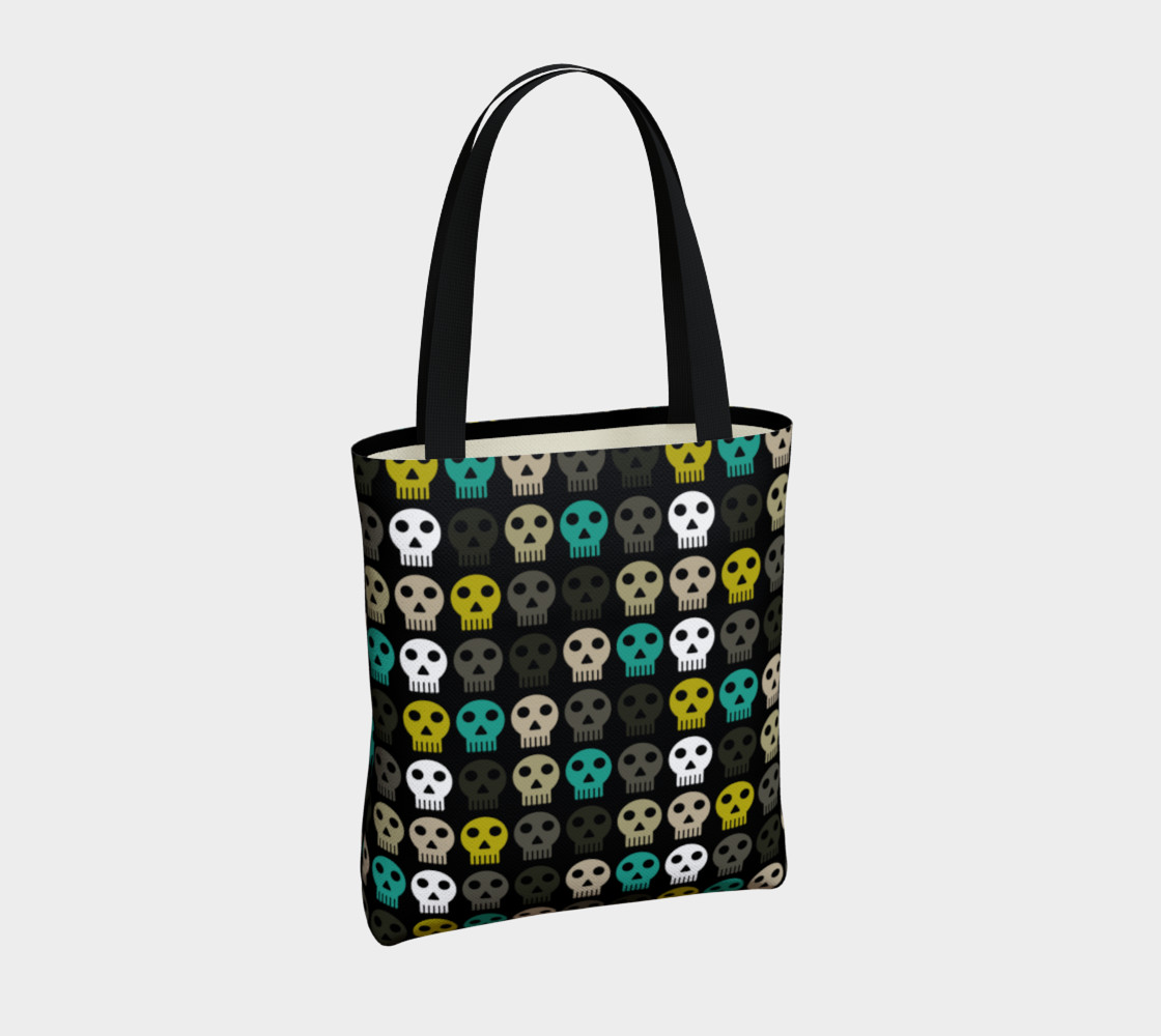funky dead skulls preview #4