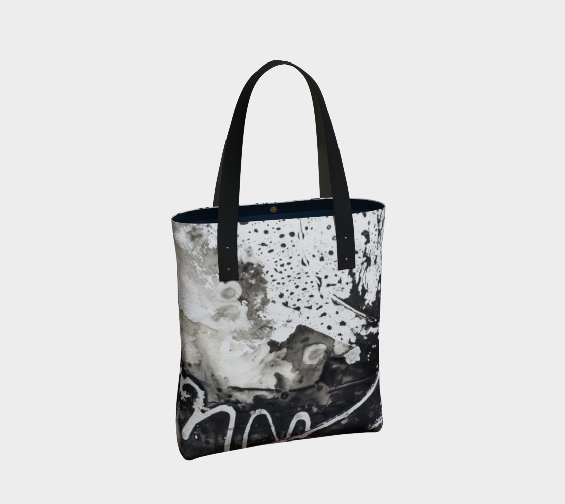 Gray Bliss Tote preview #2