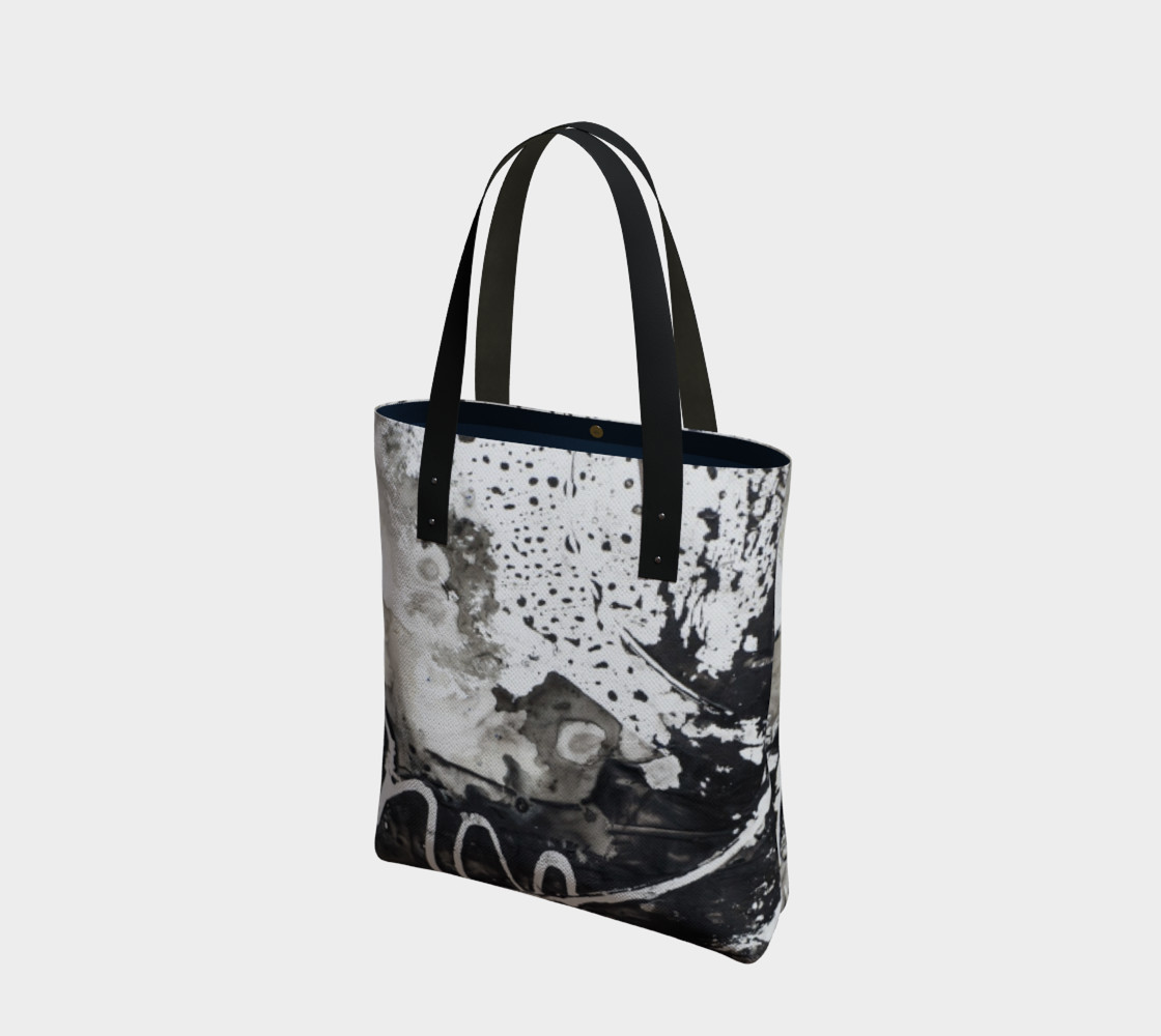 Gray Bliss Tote preview #1