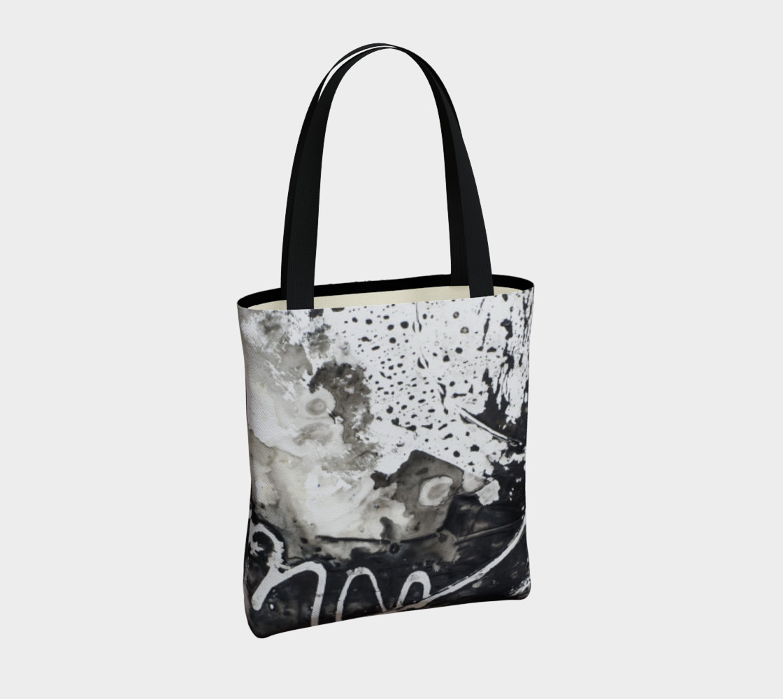Gray Bliss Tote preview #4