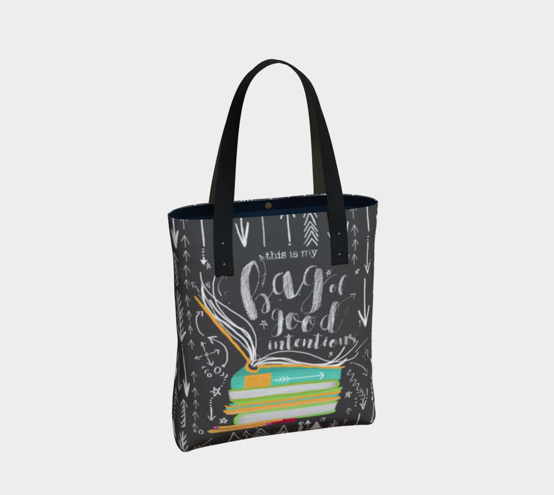 The Bag of Good Intentions (Tote) Miniature #3