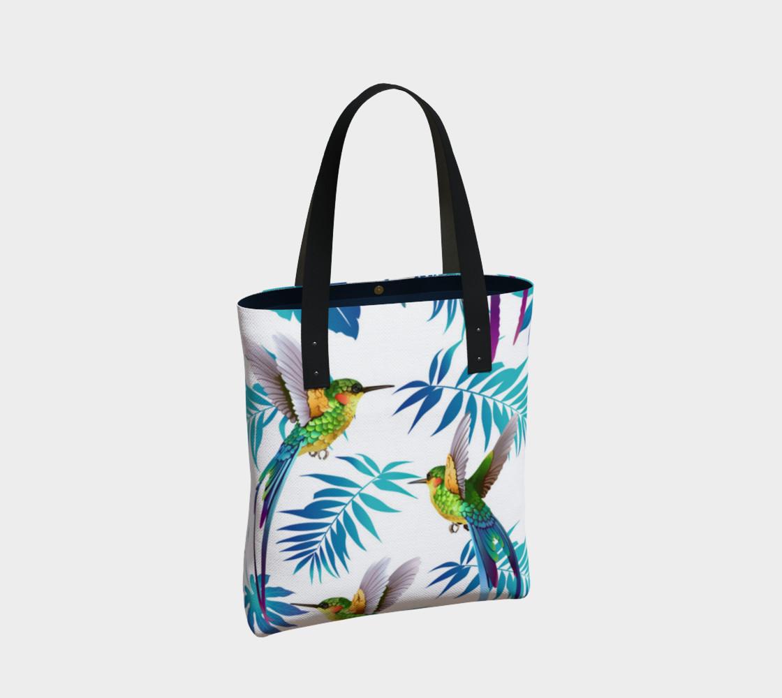 Hummingbird Tote Bag preview #2