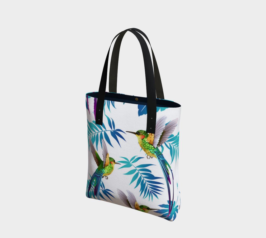 Hummingbird Tote Bag preview #1