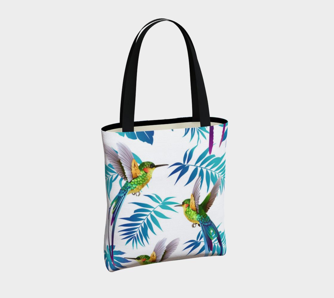 Hummingbird Tote Bag preview #4