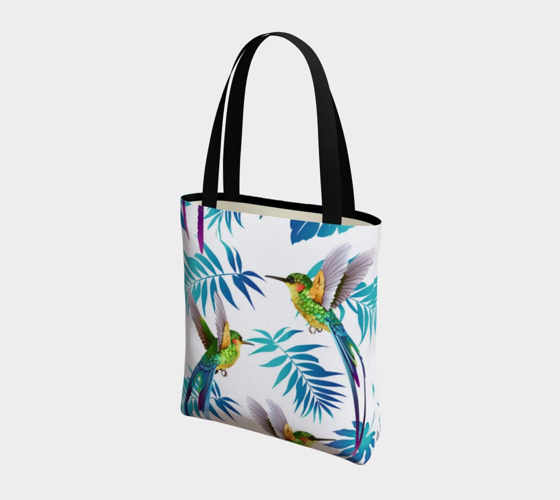 Hummingbird Tote Bag preview #3