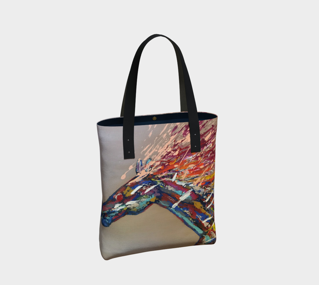 Horse Tote Bag preview #2
