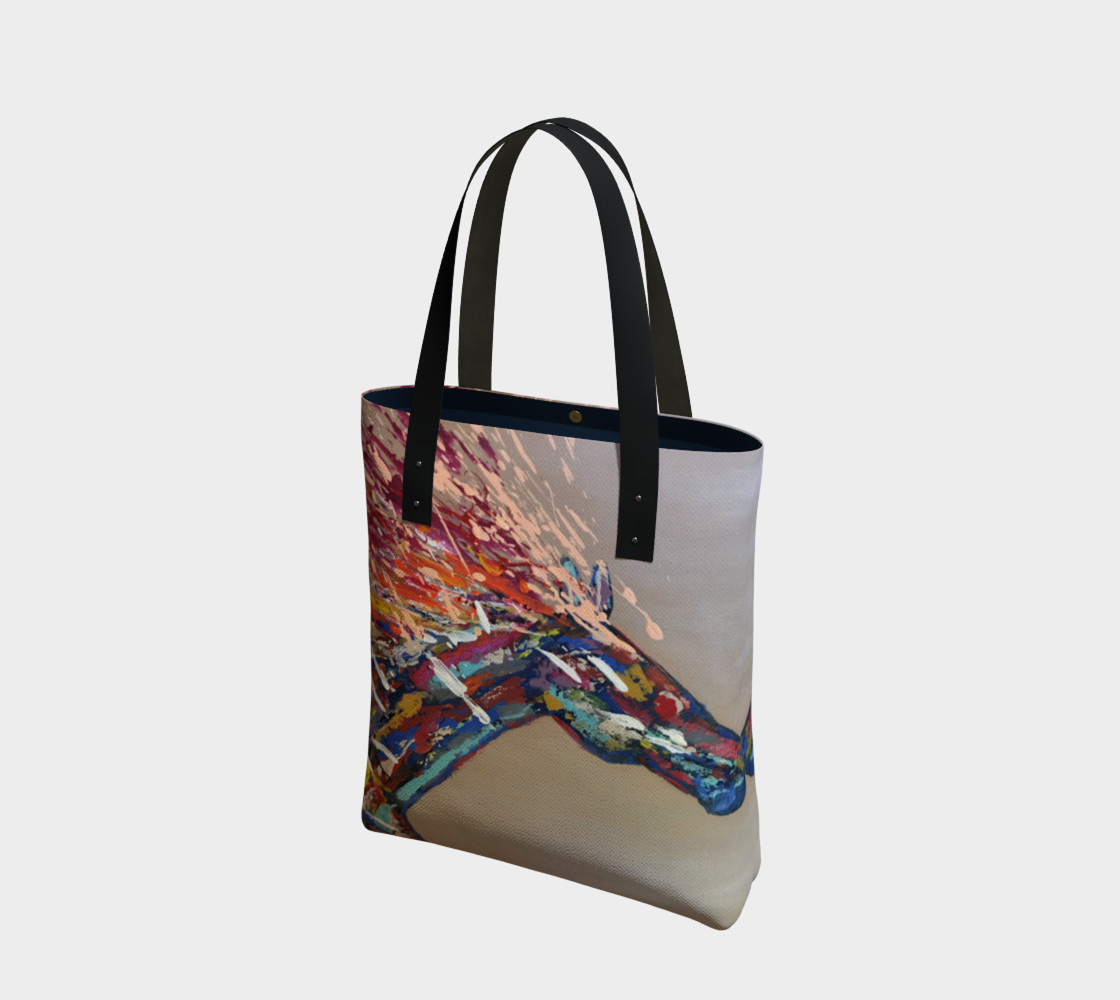 Horse Tote Bag preview #1