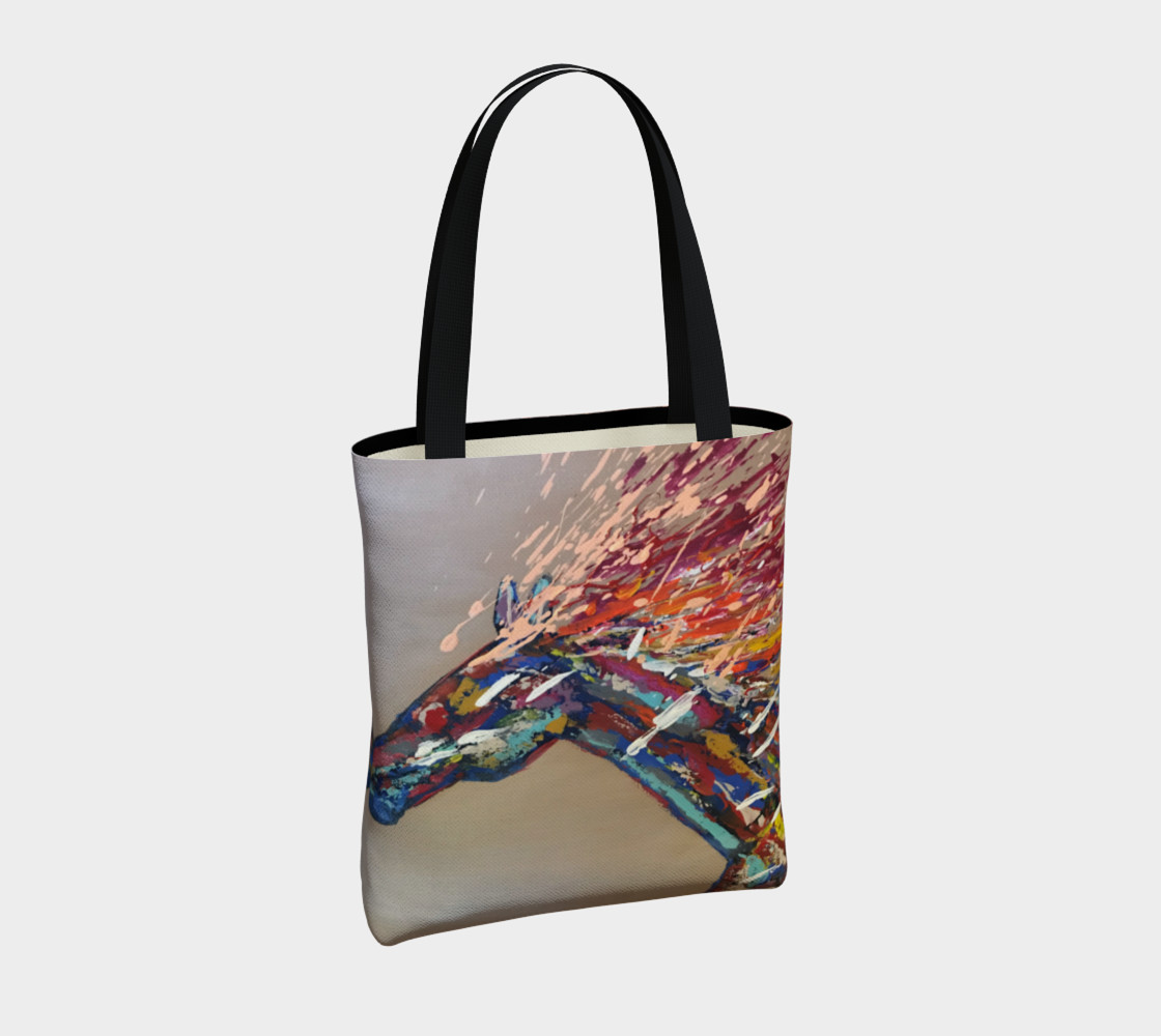 Horse Tote Bag preview #4