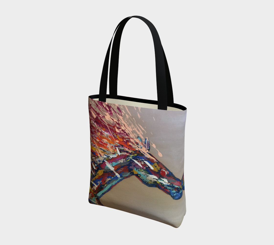 Horse Tote Bag preview #3