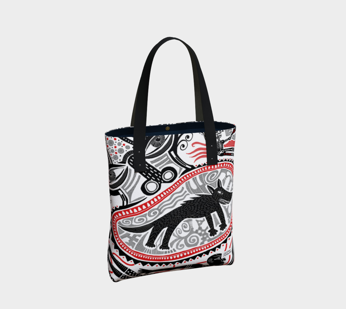Wolf Medicine bag preview #2