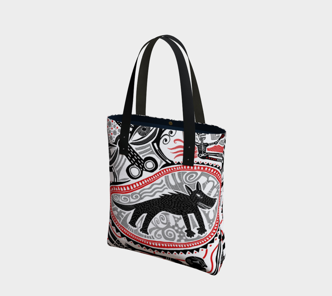 Wolf Medicine bag preview #1