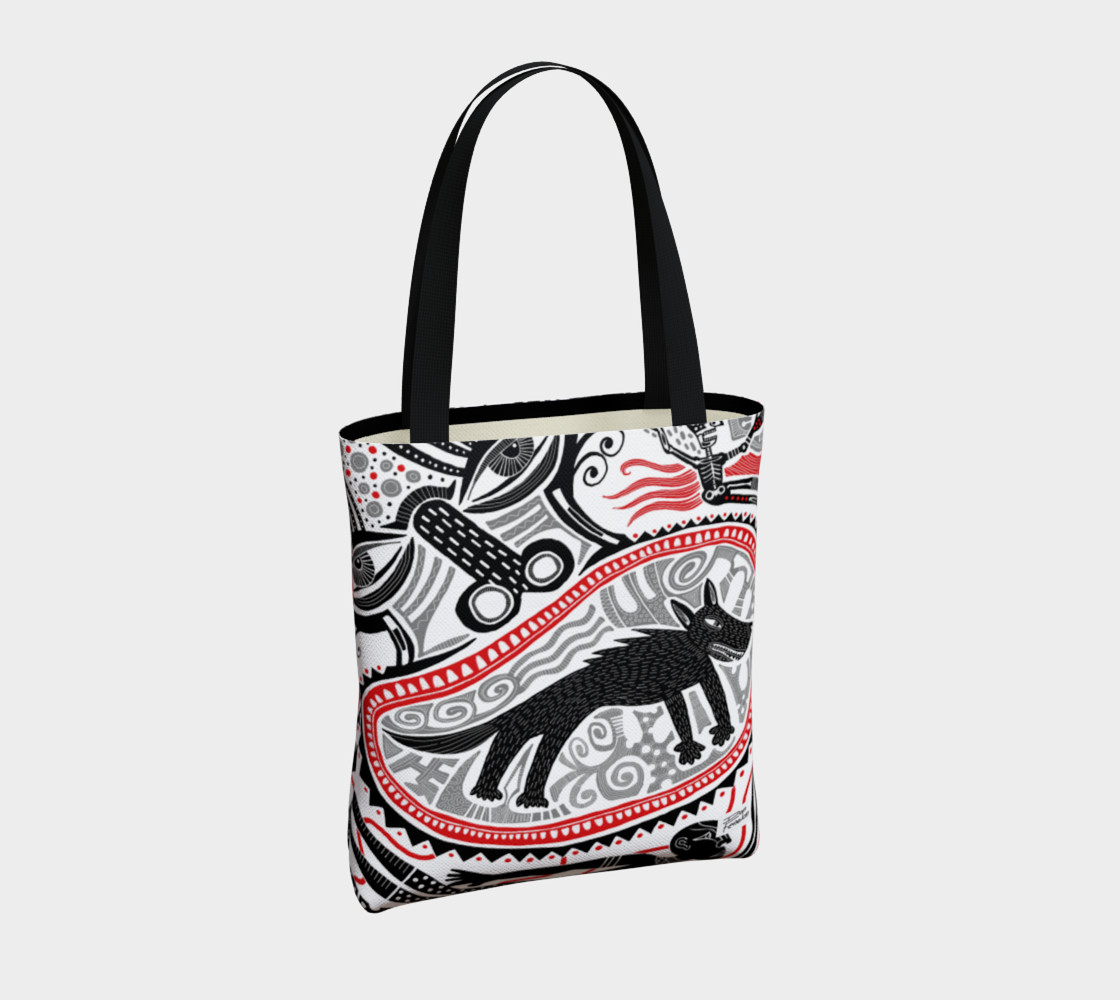 Wolf Medicine bag preview #4